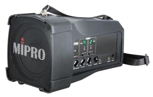 mipro无线麦克风,手提式无线扩音机